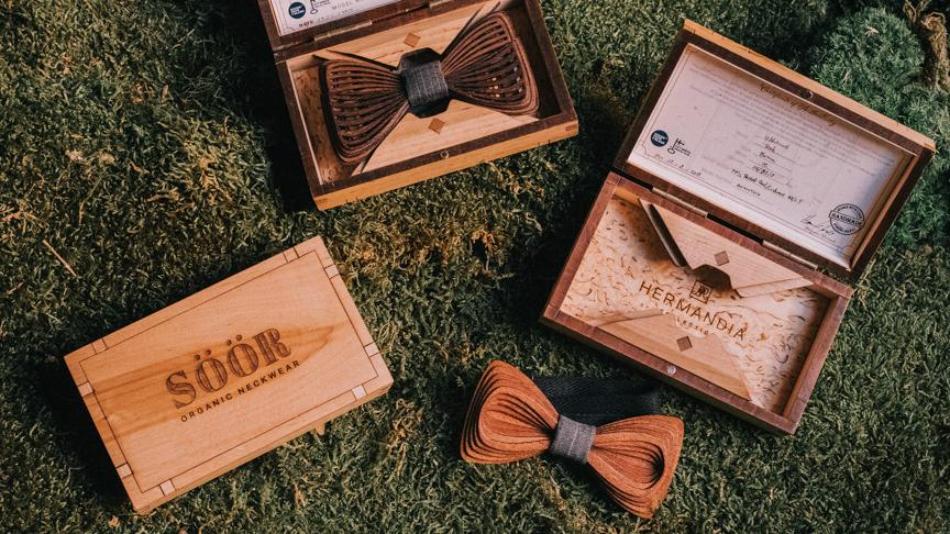 hermandia - accessories made out of wood