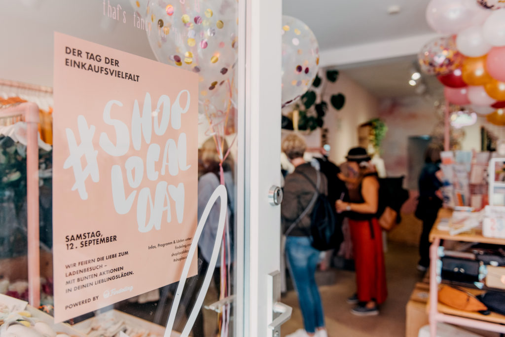 Insight into a store that participated in Shop Local Day